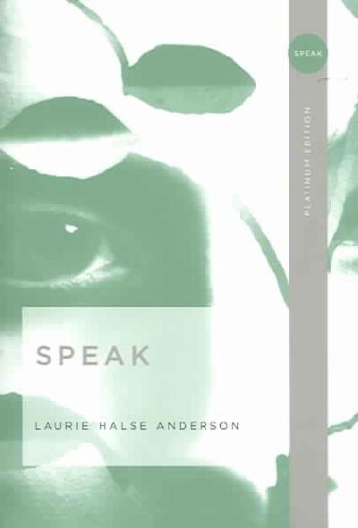 Laurie Halse Anderson's 'Speak' speaks for itself - www ...