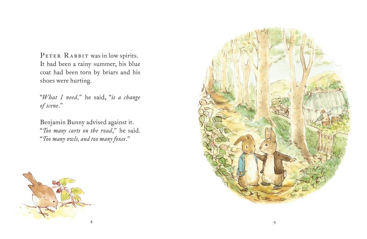 Emma Thompson's 'Further Tale of Peter Rabbit' is charming - www ...