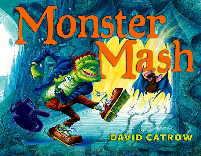 Monster Mash Book