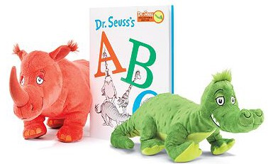 Dr. Seuss ABC