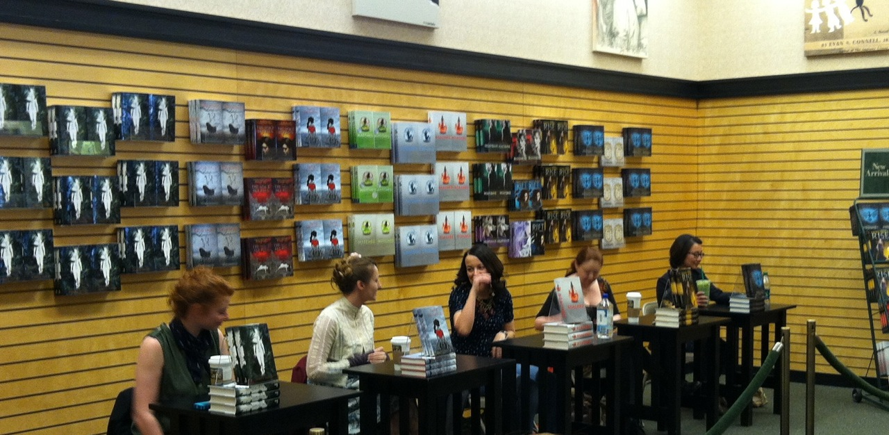 Breathless Reads Author Panel