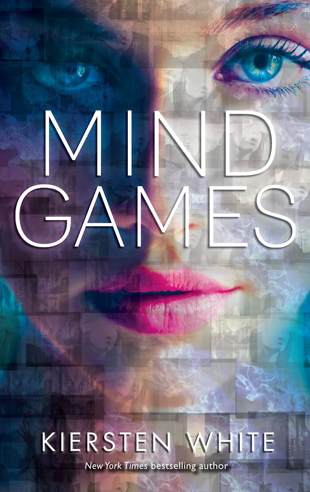 Kiersten White MindGames_cover