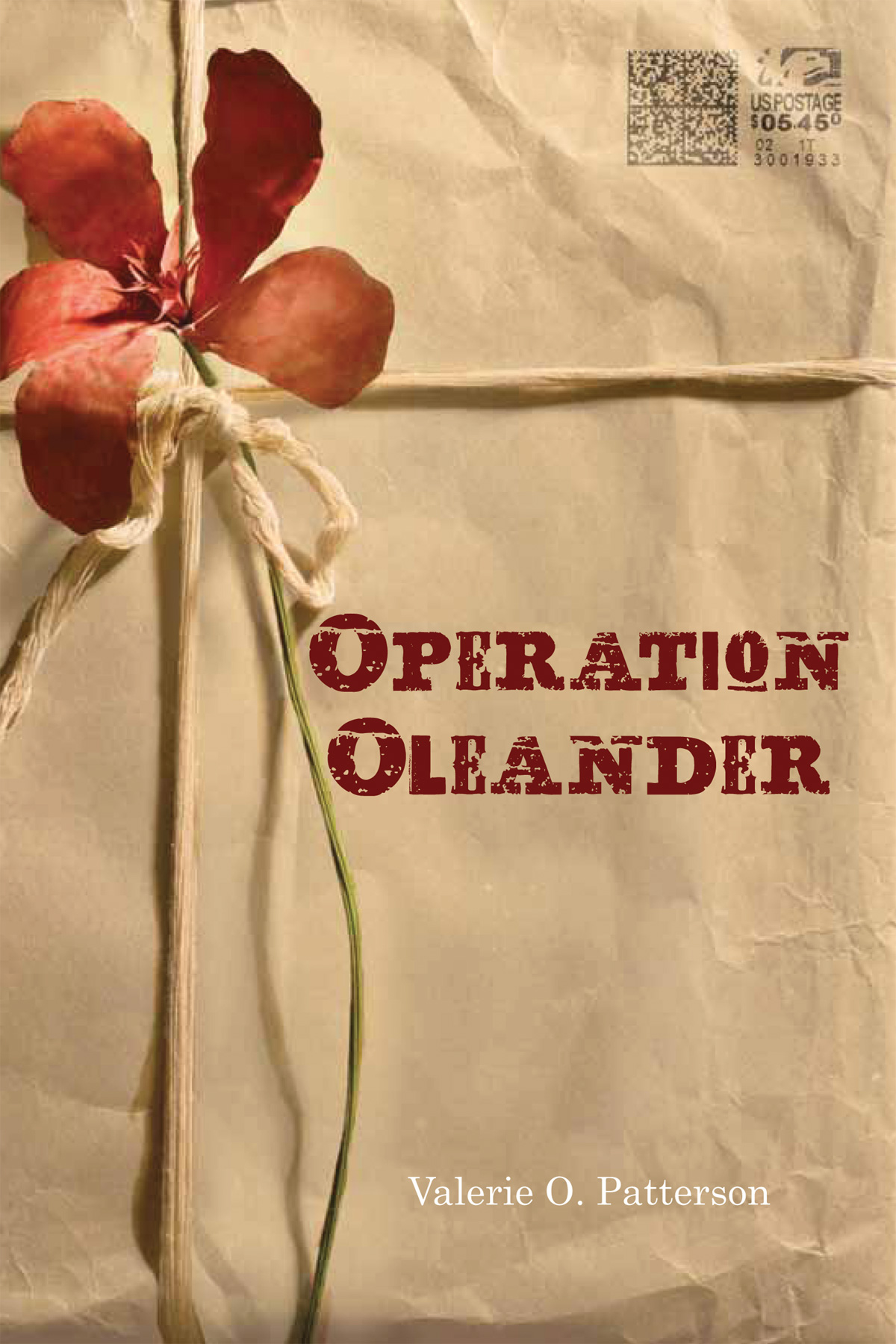 Operation Oleander Valerie Patterson
