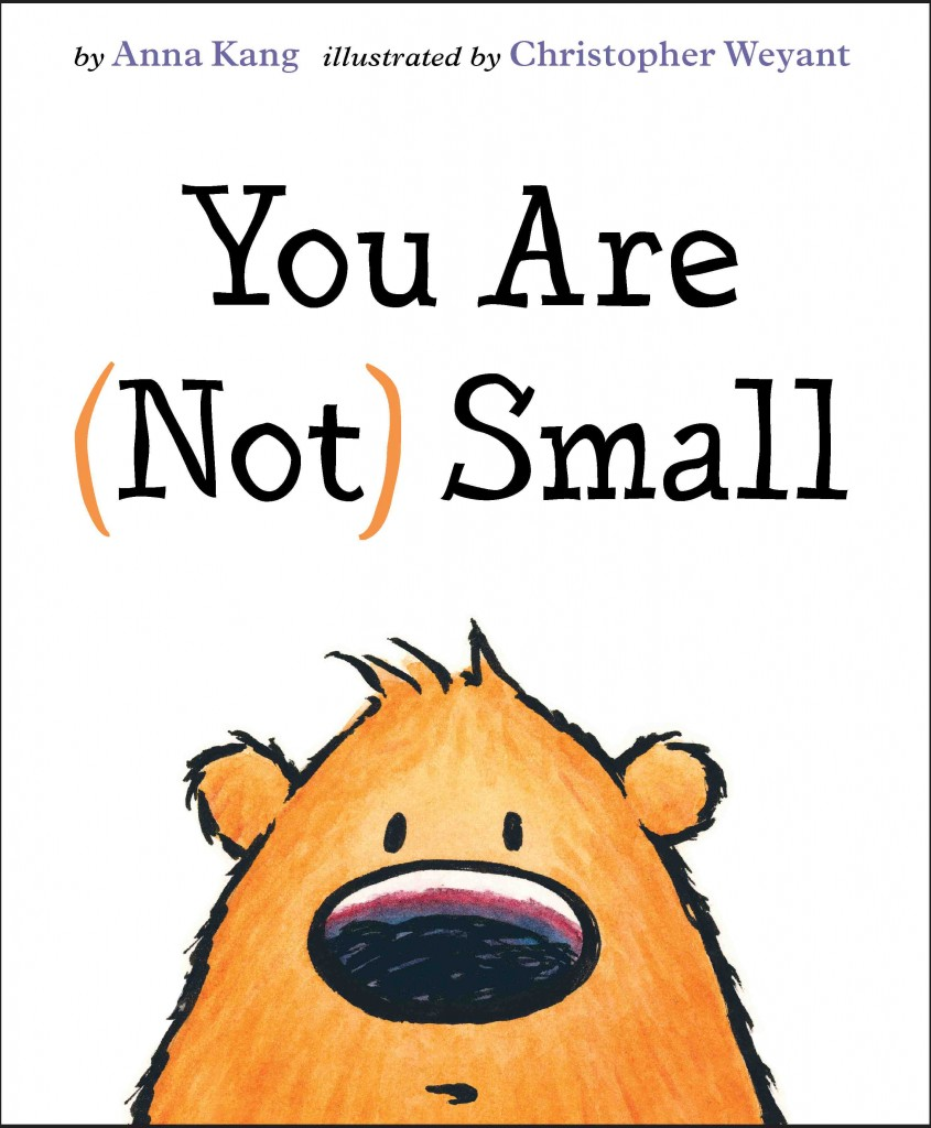 You Are Not Small Cover