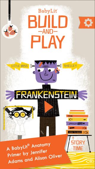 BabyLit Frankenstein