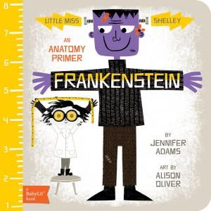Frankenstein BabyLit Cover