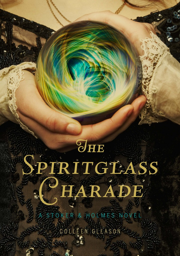 Spiritglass Charade_Front Cover