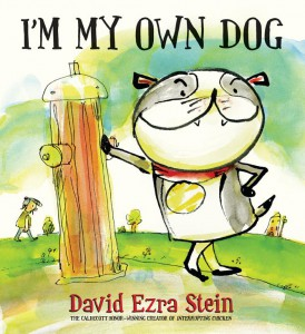 I'm My Own Dog Cover David Ezra Stein