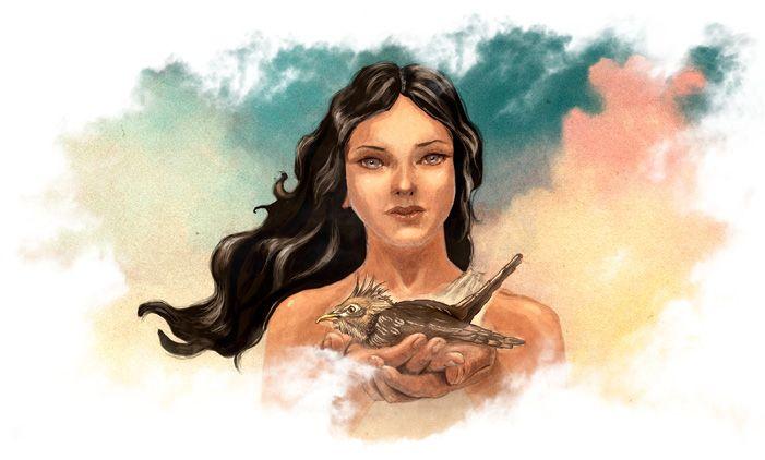 Hera Percy Jackson noresize