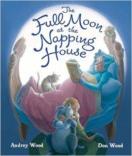 Full Moon at Napping House