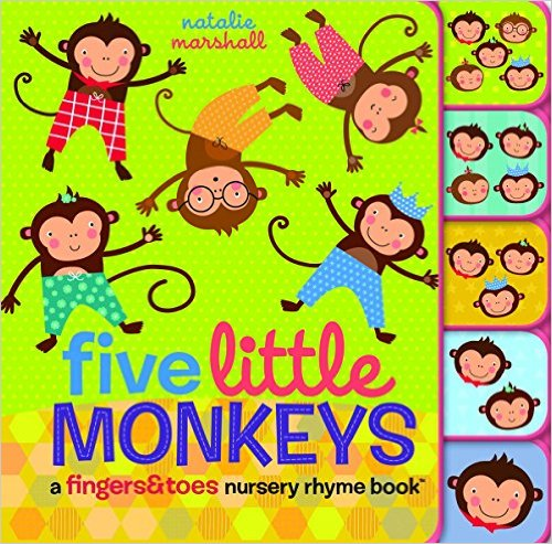 5 Little Monkies