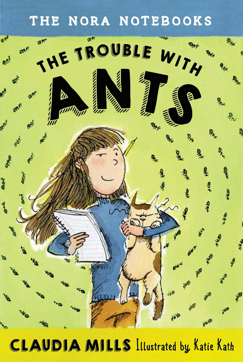 THE TROUBLE WITH ANTS cover