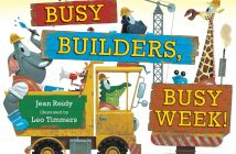 BUSY BUILDERS BUSY WEEK cover