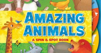 Amazing Animals Spin and Spot