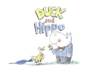 Duck and Hippo Andrew Joyner