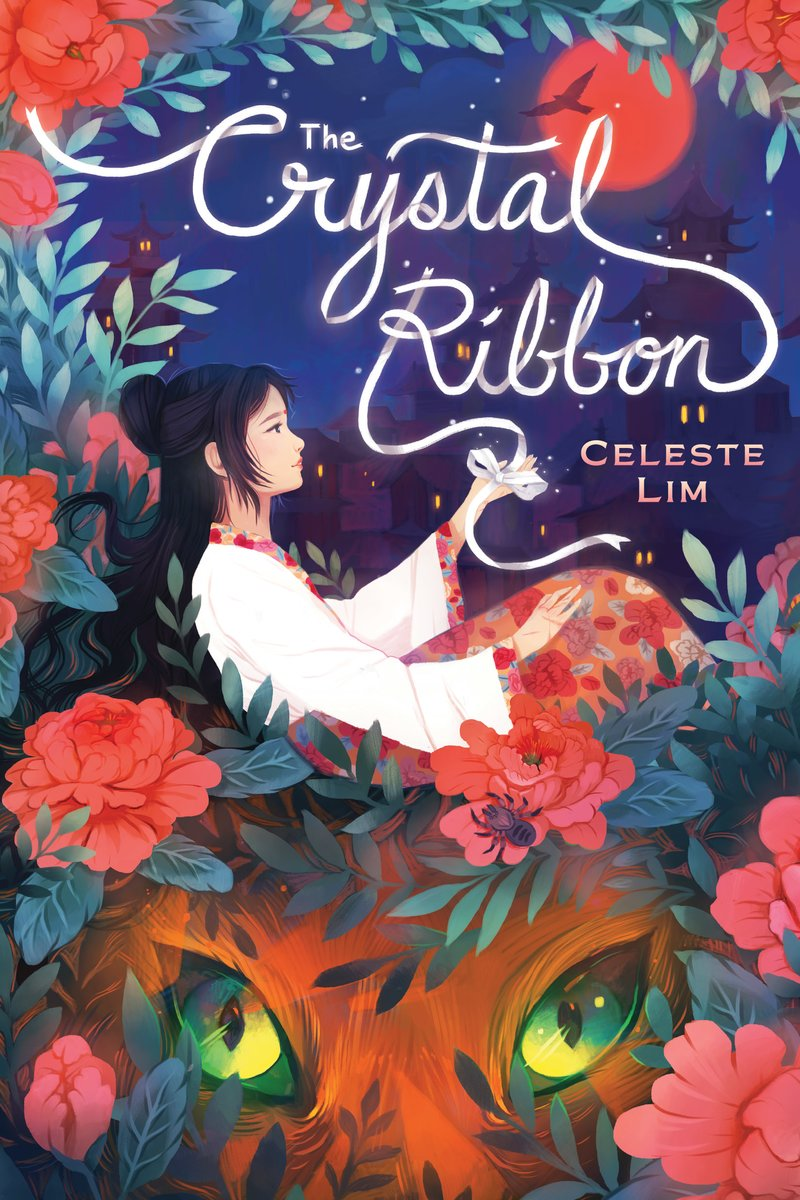 Crystal Ribbon Celeste Lim