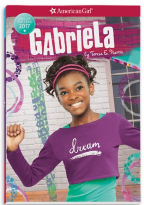 American Girl Gabriela