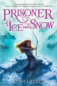 Prisoner of Ice and Snow Ruth Lauren