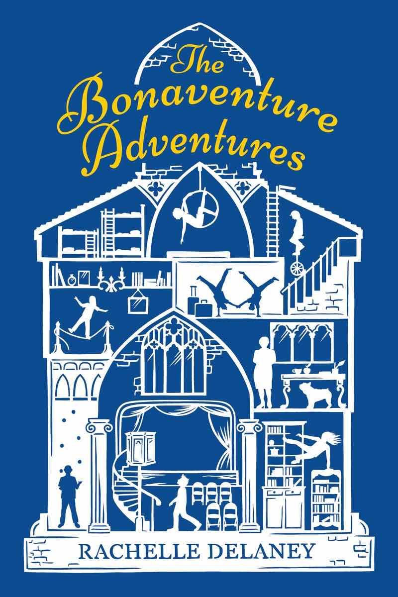 Bonaventure Adventures Rachelle Delaney