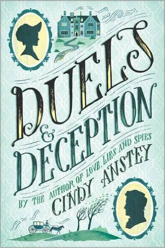 Cindy Anstey Duels and Deception