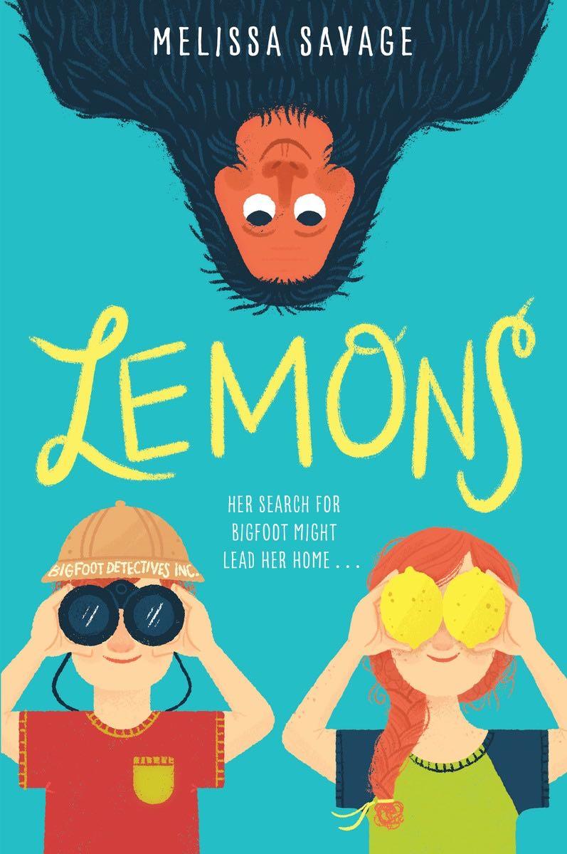 Lemons Melissa Savage