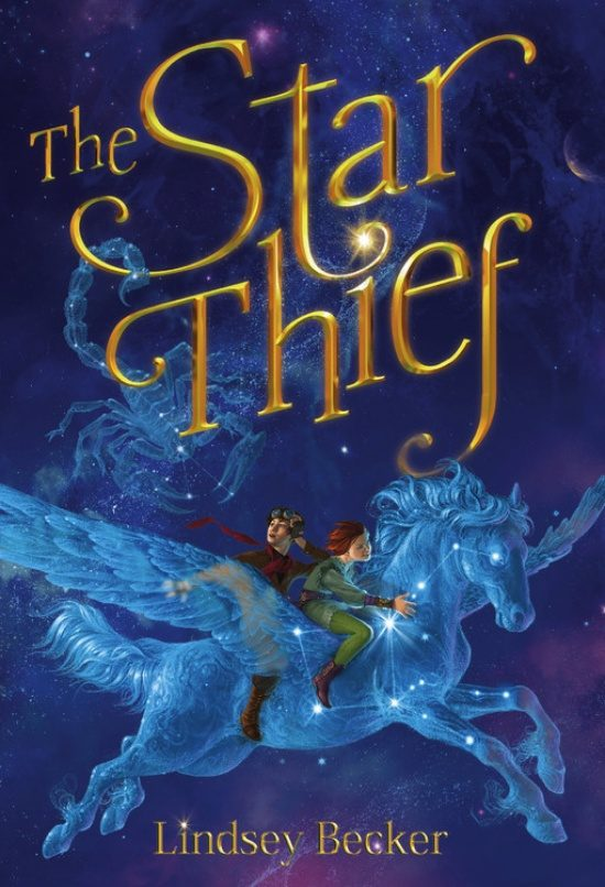 Star Thief Lindsey Becker