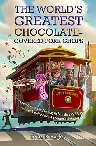 World's Greatest Chocolate-covered Pork Chops