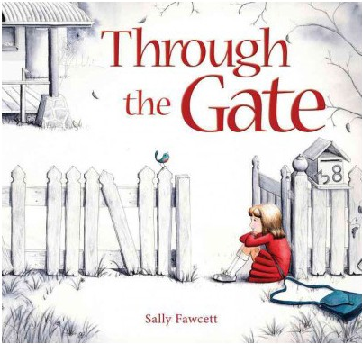 Through the Gate Sally Fawcett