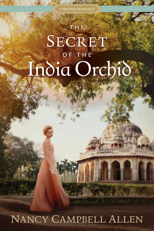 Secret of India Orchid Nancy Campbell Allen