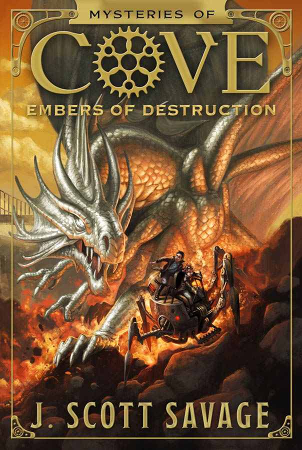 Embers of Destruction J. Scott Savage