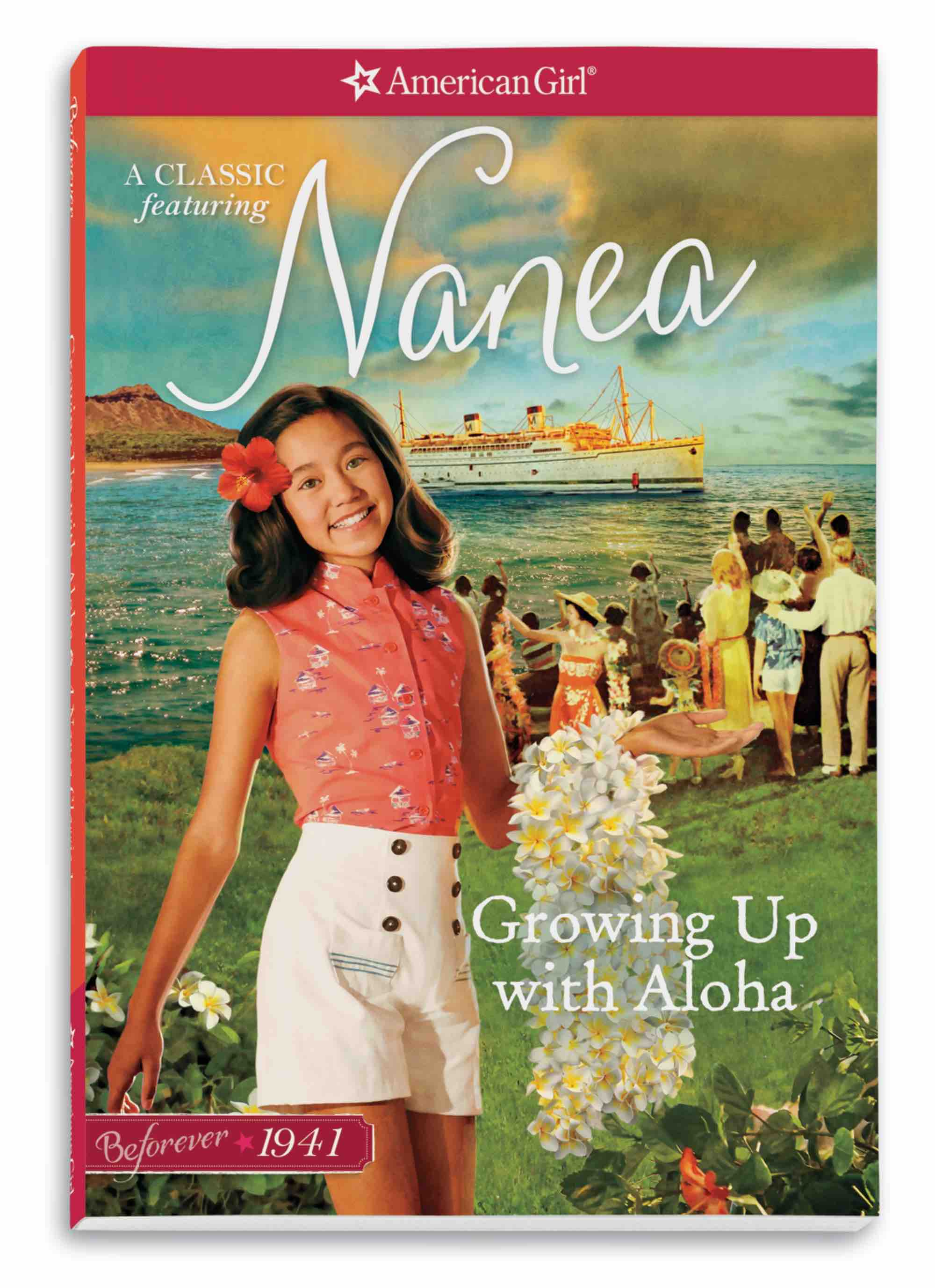 American Girl Nanea Mitchell Growing Up Aloha