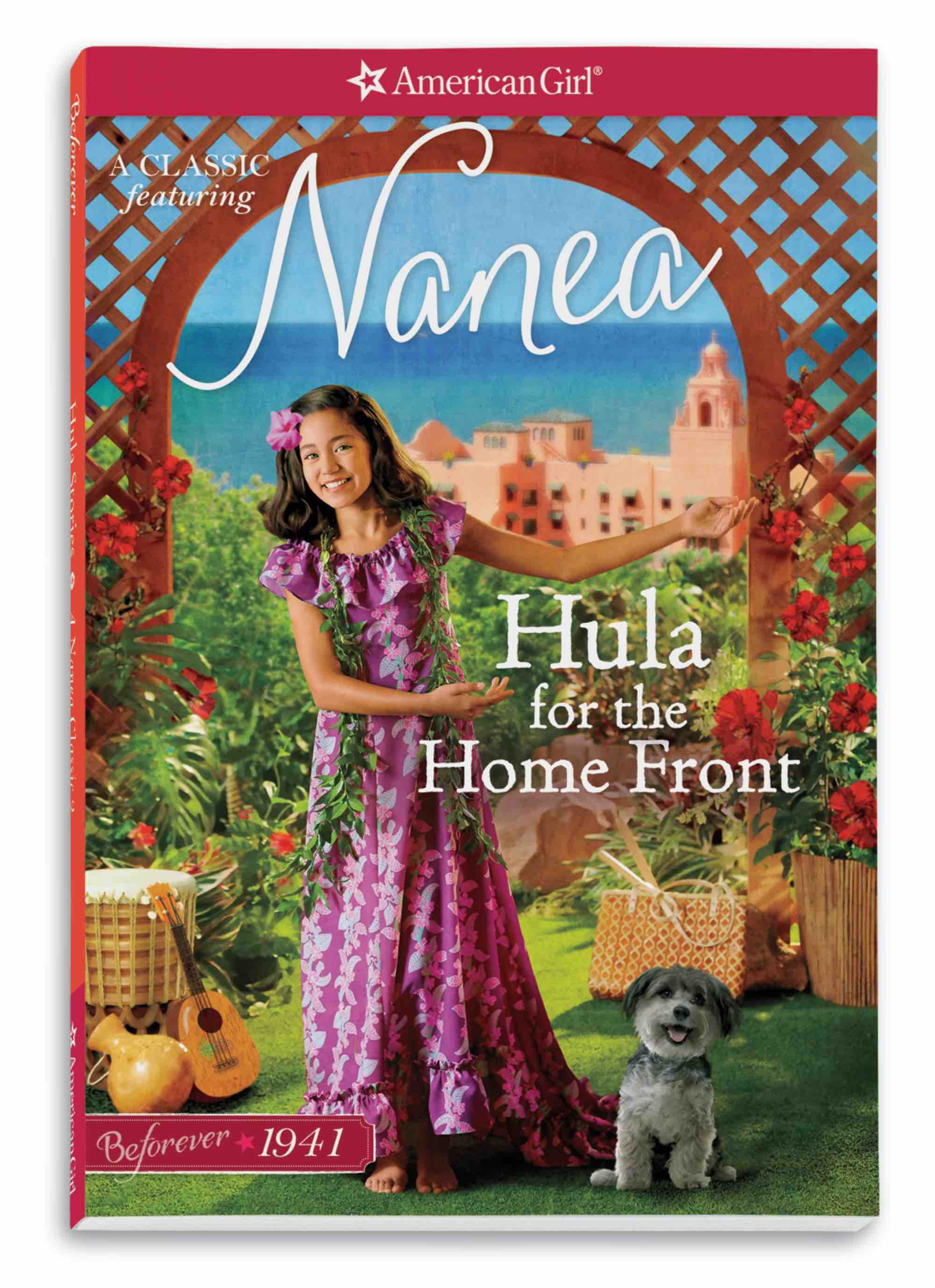 American Girl Nanea Mitchell Hula on the Home Front