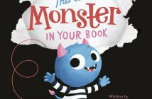 There's a Monster in Your Book Fletcher Abbott