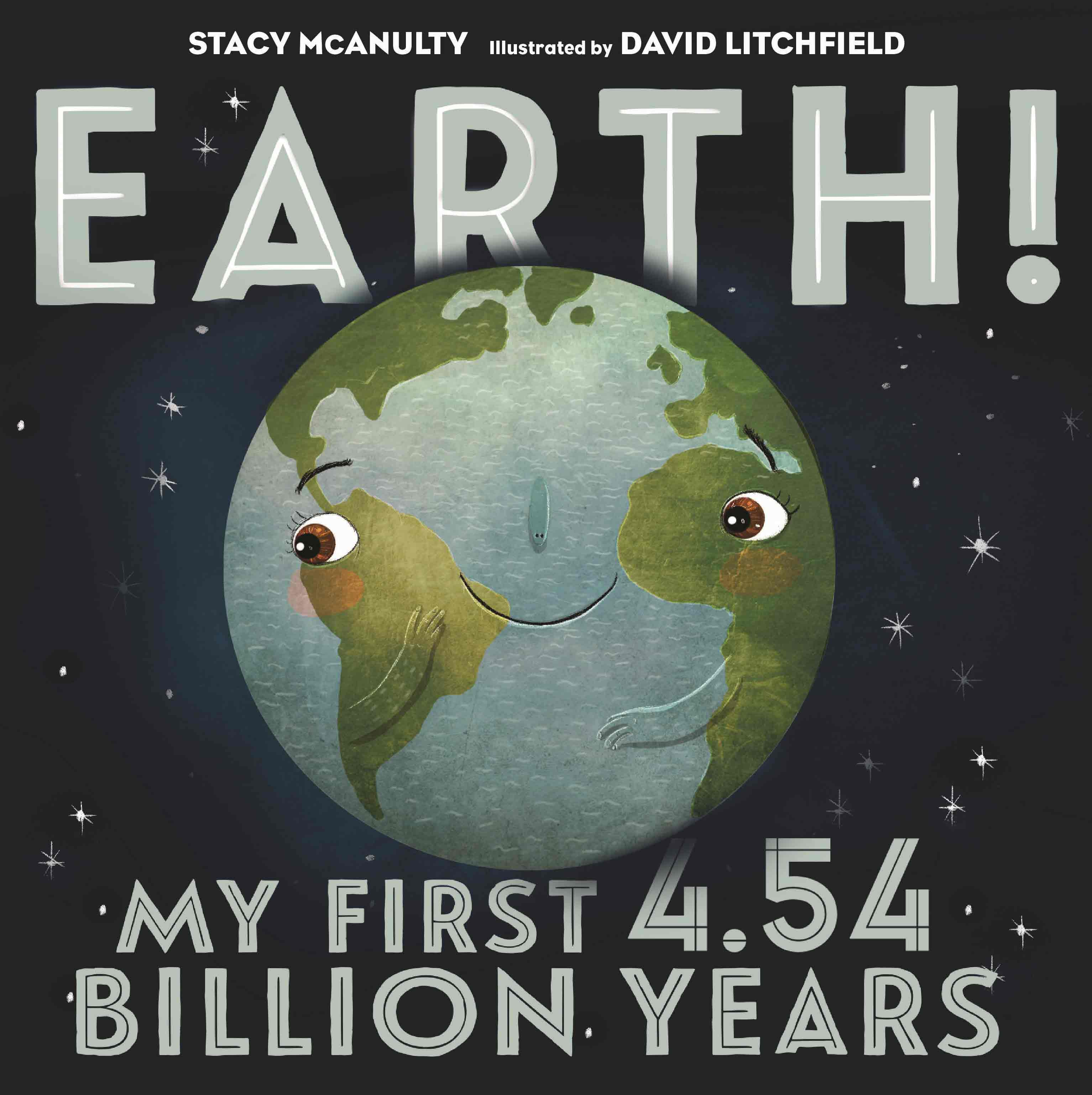 Earth-My-First-4.54-Billion-Years-