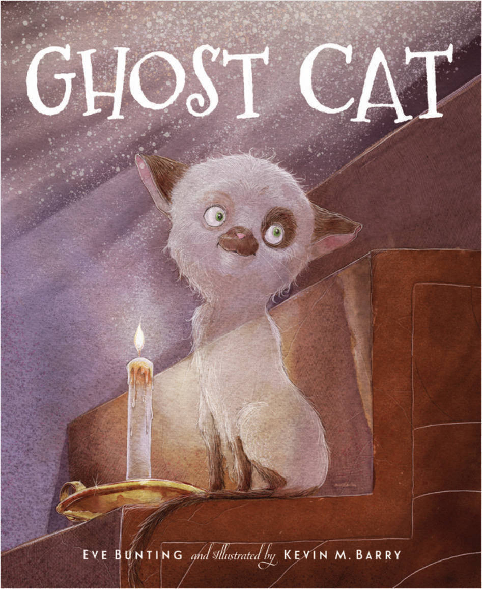 Ghost Cat Eve Bunting