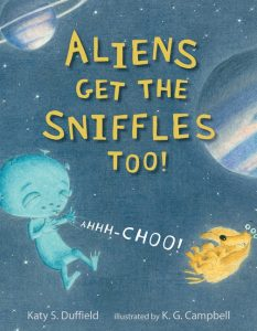 Aliens Get the Sniffles Too