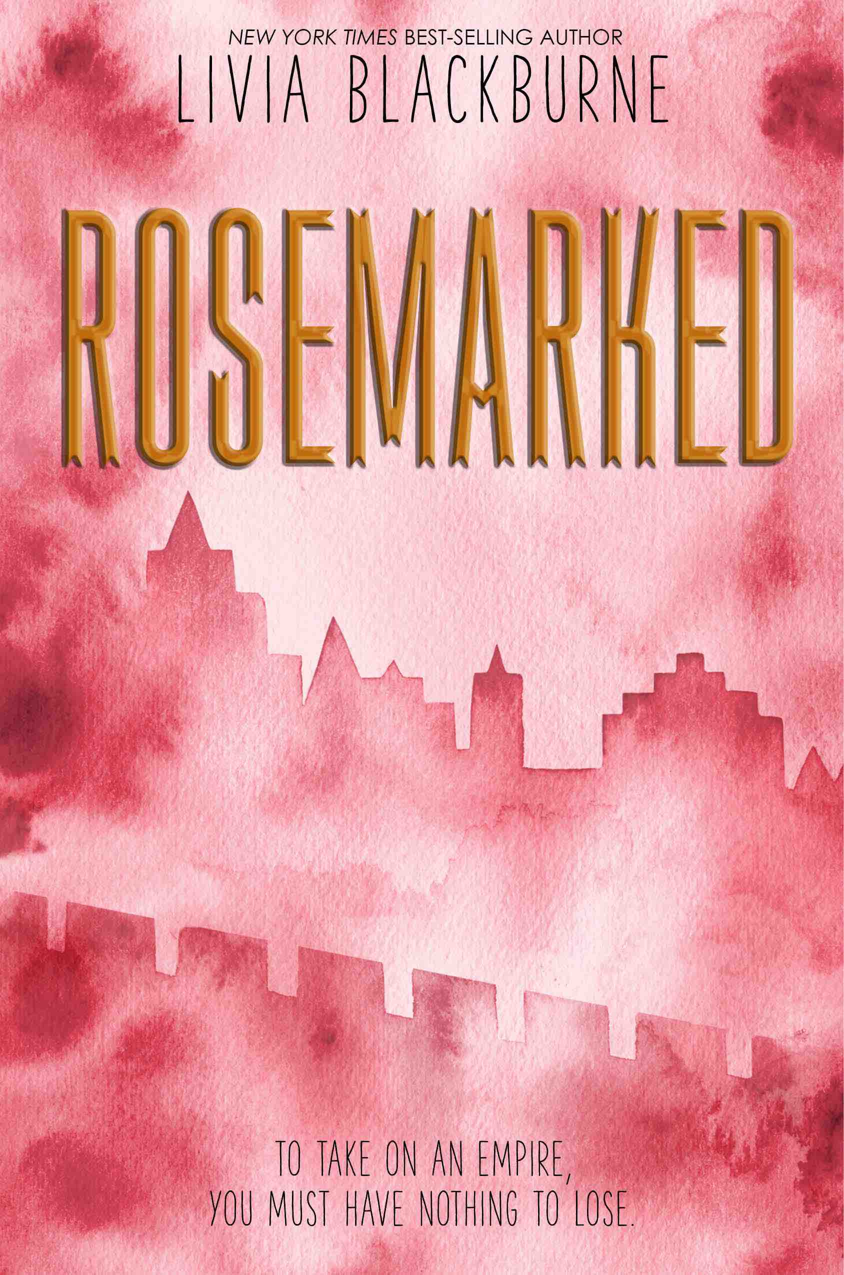 Rosemarked Livia Blackburne