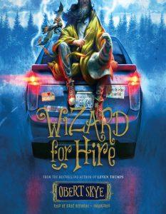 Wizard for Hire Obert Skye