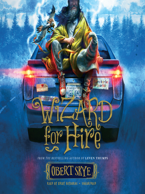 Wizard for Hire Obert Skye