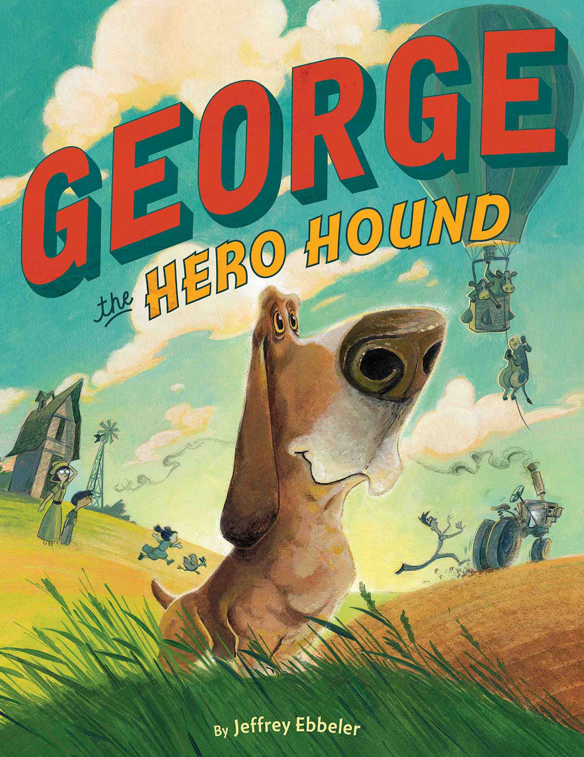 George the Hero Hound