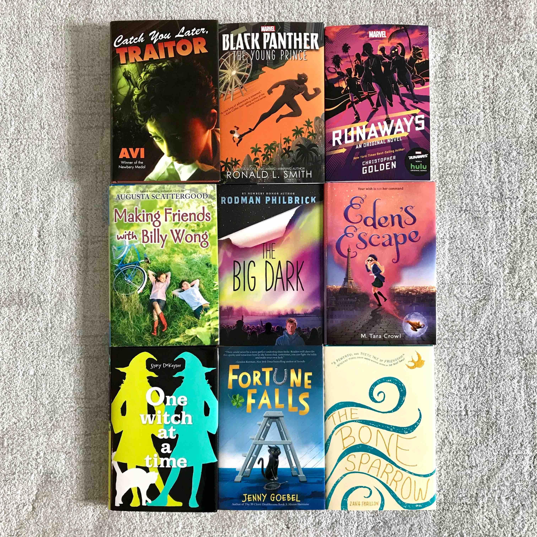 Middle-grade novels