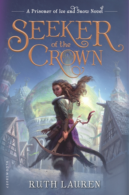 Seeker of the Crown Ruth Lauren