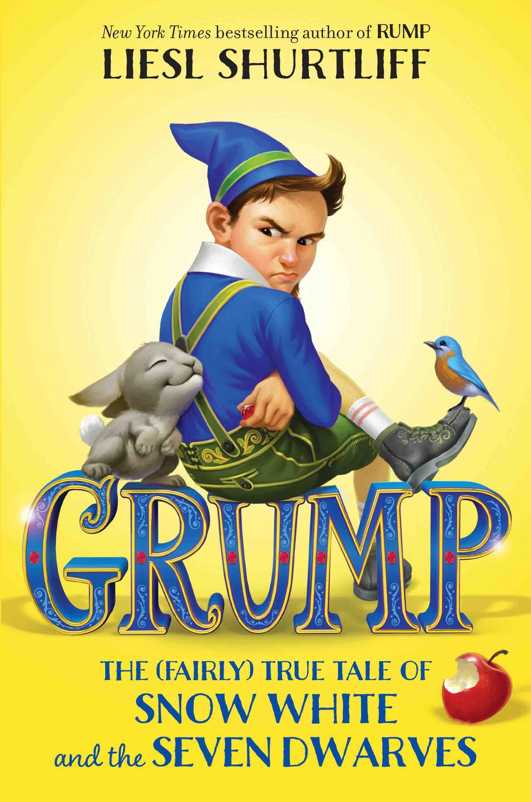 Liesl Shurtliff Grump