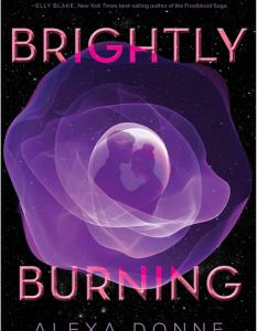 Brightly Burning Alexa Donne