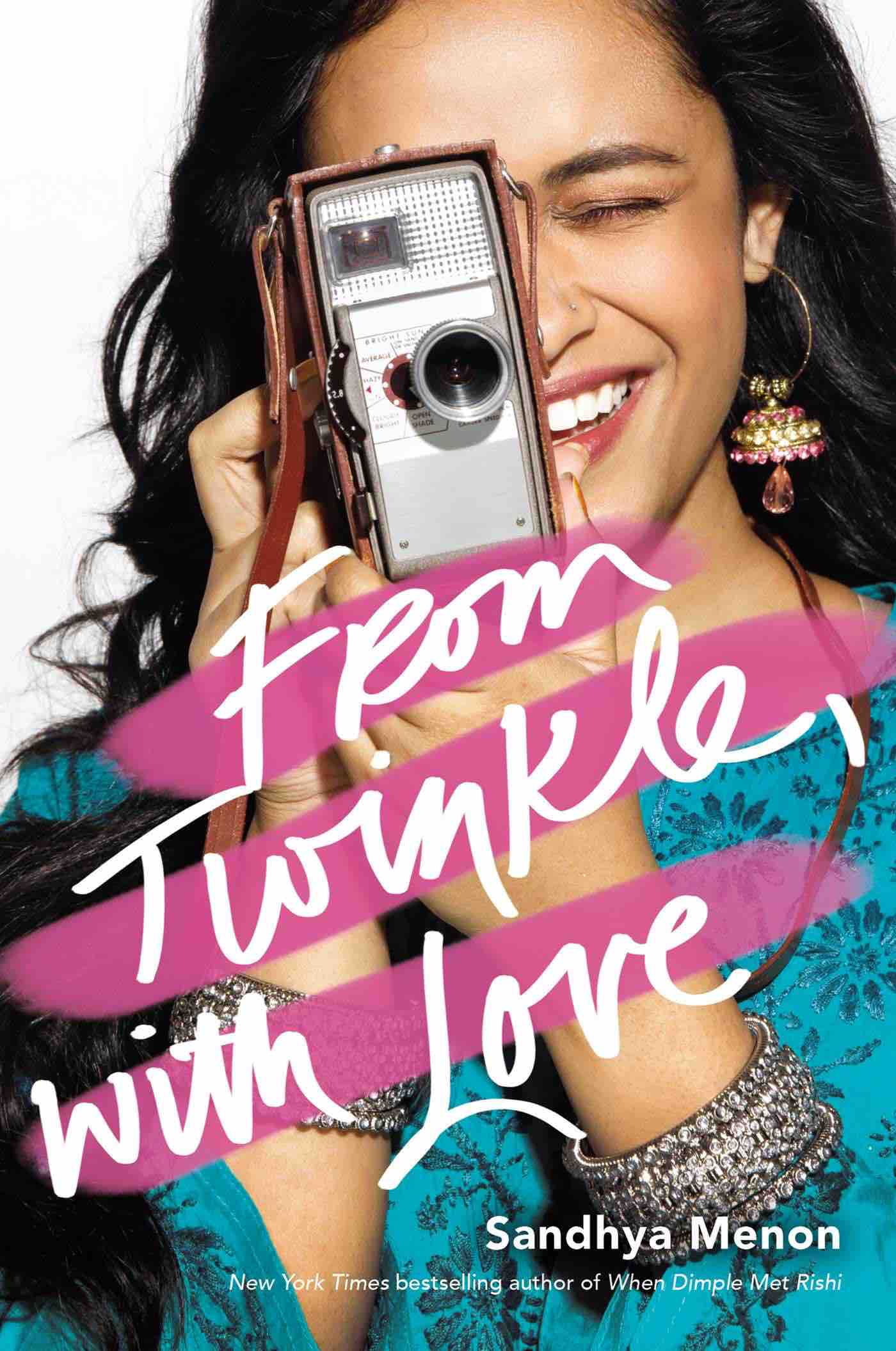 From Twinkle with Love Menon