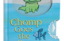 Chomp Goes the Alligator Matthew Van Fleet