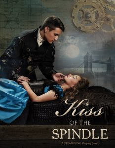 Kiss of the Spindle Nancy Campbell Allen