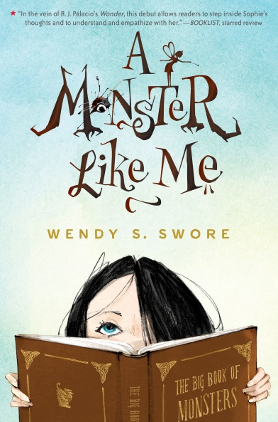 Monster Like Me Wendy Swore