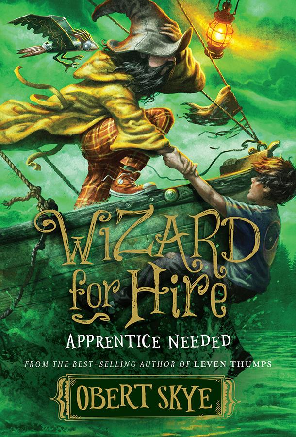 Obert Sky Wizard for Hire Apprentice Needed