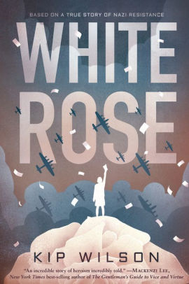 Kip Wilson White Rose